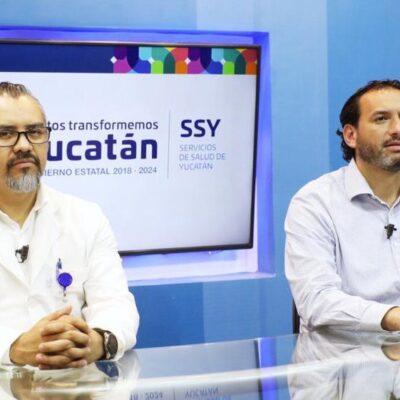 AUMENTAN CASOS DE COVID-19 EN YUCATÁN: Confirman 5 nuevos enfermos para un total de 13; aún no hay hospitalizados
