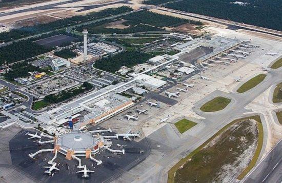 DESPLOME TURÍSTICO: Aeropuerto de Cancún registró la más baja actividad de su historia este fin de semana
