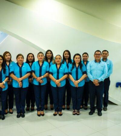 Por tercer año consecutivo, dan a Aguakan distintivo de Empresa Socialmente Responsable