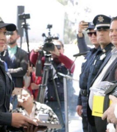 ARIANA MARÍN: Cuenta San Luis Potosí con la primera policía transgénero