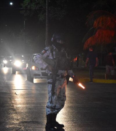RESUMEN DE UN FIN DE SEMANA QUE AÚN NO ACABA: Nueva oleada de violencia en Cancún