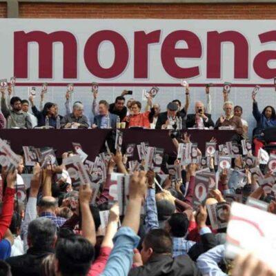 En plena contingencia sanitaria por el coronavirus, Morena publica su convocatoria para renovar órgano de dirección y solo dirigencia nacional se elegirá mediante encuesta