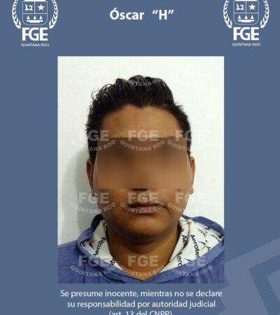Capturan al presunto abusador del CRIM de Isla Mujeres