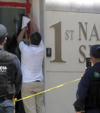 Persisten aún 50 afectados reclamo contra FGR por aseguramiento de cajas de seguridad en Cancún