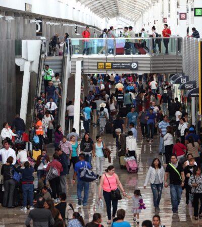Descartan restricciones en México por coronavirus