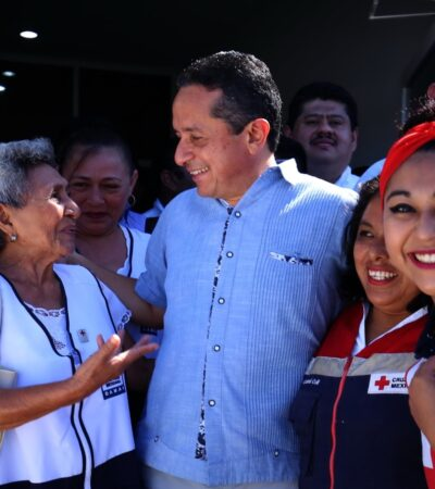 ARRANCA ESTE LUNES CENSO 2020: Llama Gobernador a participar en el recuento poblacional para ordenar el crecimiento de Quintana Roo