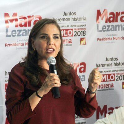 Rompeolas | Llama 'Mara' Lezama a denunciar corrupción, pero…