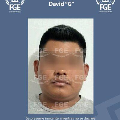 Logra FGE vinculación a proceso de imputado por violación en agravio de una menor de edad en Cancún