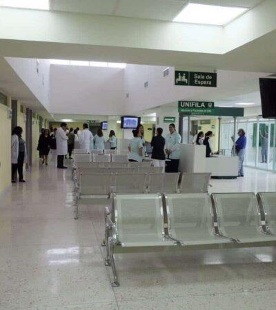 Paciente escapa de clínica del IMSS en Saltillo… presentaba síntomas de coronavirus