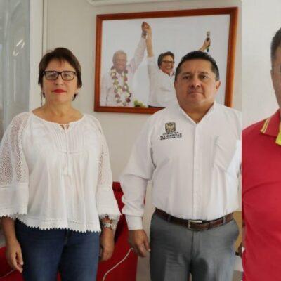 Nombran a delegado interino en Puerto Aventuras tras detención de funcionario con arma