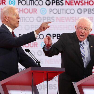 VAN POR LA CASA BLANCA: Biden 'resucita' y Sanders gana la joya de la corona… California