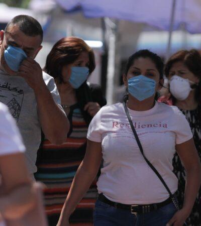 ÚLTIMO REPORTE: Sube a 82 el número de casos confirmados de coronavirus en México