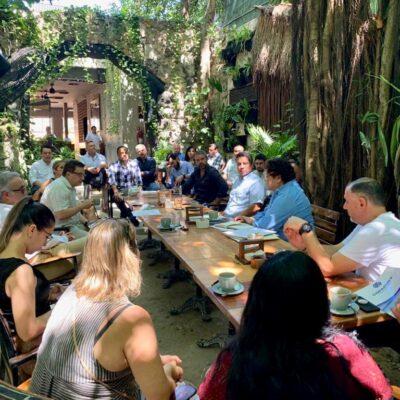 Empresarios de la Riviera Maya piden políticas públicas de amplio alcance para enfrentar crisis económica