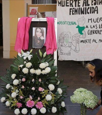 Reportan 21 mujeres asesinadas en México durante los días de la marcha y el paro nacional de mujeres