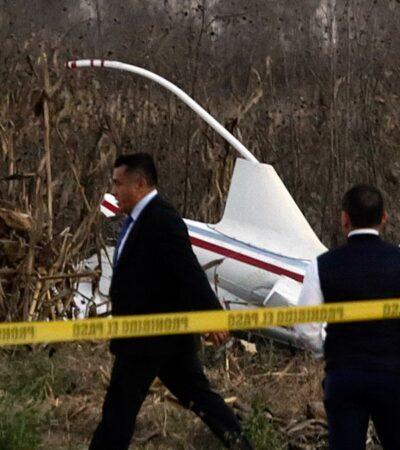 CONFIRMADO: Fallas mecánicas causaron desplome del helicóptero de Martha Erika y Moreno Valle