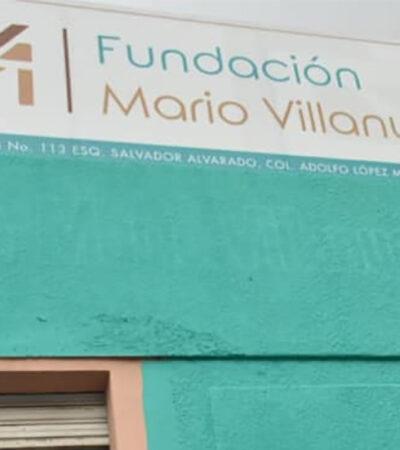 ¡TRANQUIS, TRANQUIS!, TRANQUILIDAD VIENE DE TRANCA: A punta de machete roban en la Fundación Mario Villanueva en Chetumal