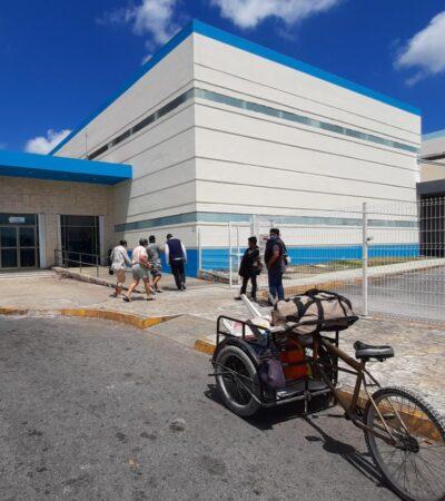 PRELIMINAR | Reporta el C-4 de Cancún la muerte de un hombre, presuntamente por COVID-19; autoridades investigan