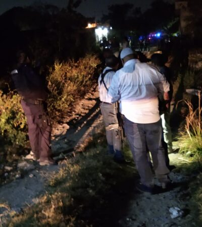 LA VIOLENCIA NO LA FRENA NI EL COVID-19: Hallan cadáver embolsado y Cancún ya suma 99 ejecuciones en 2020