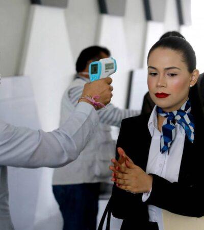 Suman 118 los casos positivos de coronavirus en México; solo 2 por ciento son graves