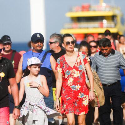 BOQUETE TURÍSTICO EN PUERTA: Cancelan mitad de reservaciones para Semana Santa en Cancún por COVID-19