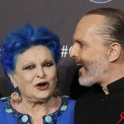 Lucía Bosé, madre de Miguel Bosé, fallece a los 89 años de neumonía