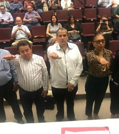 Notarios eligen nueva directiva para su Consejo en Quintana Roo