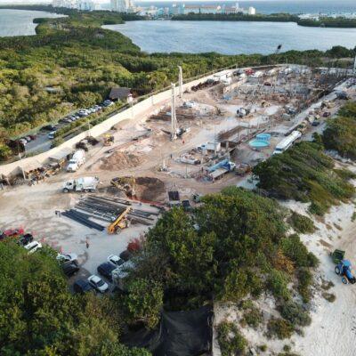 FRENAN OBRAS DEL HOTEL RIVIERA CANCÚN: Entregan suspensión provisional contra polémico hotel del Grupo Riu en Cancún