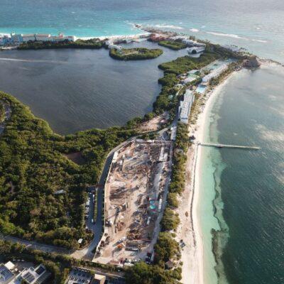 Hotel Riviera Cancún de Grupo Riu, proyecto que pone en riesgo Áreas Naturales Protegidas