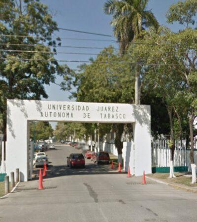 Suspenden clases dos universidades particulares en Tabasco; la UJAT mantendrá actividades