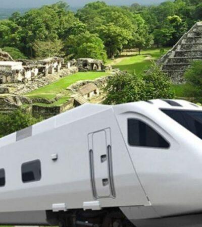 Resolverán hasta abril licitaciones del Tren Maya; compiten 85 empresas por los tramos I y II