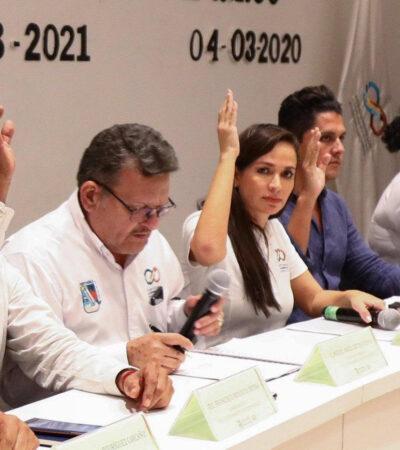 Presentan en Puerto Morelos iniciativa para reformar la constitución con lenguaje inclusivo de género