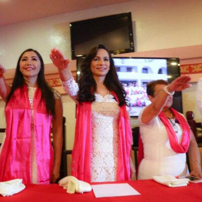 Destaca Laura Fernández papel de las mujeres en el desarrollo de Puerto Morelos