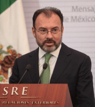 SRE BAJO LA LUPA: Desconocen destino de millonarias donaciones de gobiernos extranjeros a México en los últimos 10 años