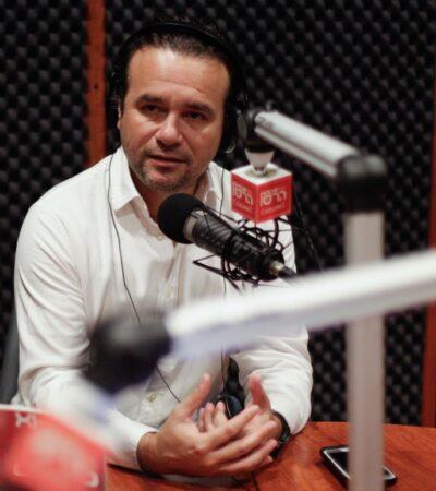 NADIE FUERA DE CASA DESPUÉS DE LAS OCHO DE LA NOCHE: Endurece Pedro Joaquín medidas para reducir la movilidad en las calles de Cozumel y salvar vidas