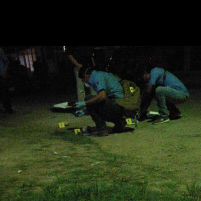 Balean supuesta narcotiendita y detienen a presuntos tiradores de droga en Chetumal