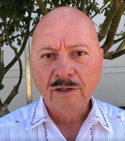 Si personal médico tiene pánico del coronavirus mejor que vendan tacos, dice Secretario de Salud de Chiapas