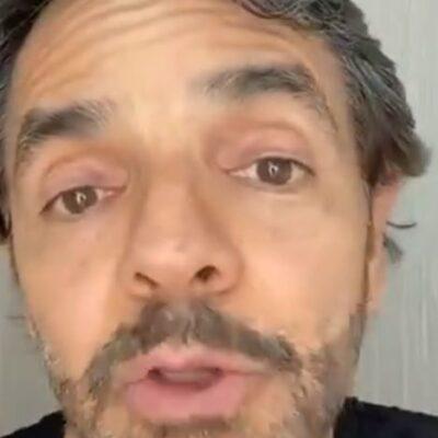 Señalan a Eugenio Derbez por difundir noticias falsas sobre COVID-19
