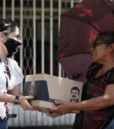 NADA DE FRIJOL CON GORGOJO: Compara AMLO a cárteles con partidos por ofrecer despensas…