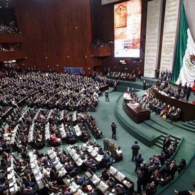 Rechazan diputados renunciar a su aguinaldo; donarán 100 millones de pesos del presupuesto de la Cámara