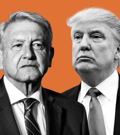 Anuncia AMLO que Trump aceptó vender mil ventiladores a México