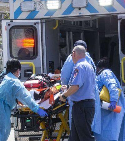Reportan 276 mexicanos muertos por COVID-19 en EU