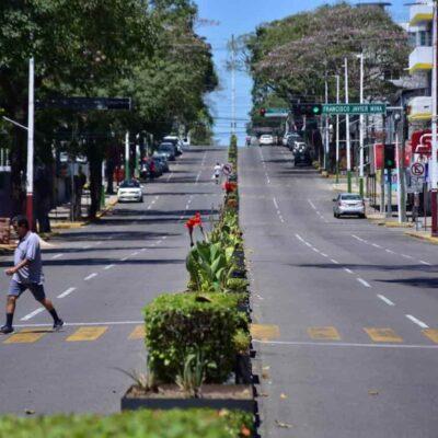 Limitan movilidad en Tabasco por Fase 3 de la emergencia sanitaria