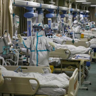 Inteligencia de EU afirma que brote de coronavirus en China inició en noviembre de 2019