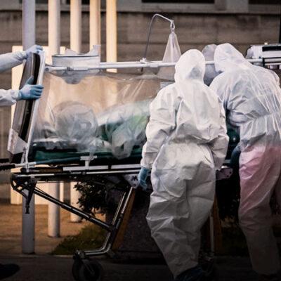 Suman 486 las muertes por COVID-19 en México; Modelo Centinela estima 55 mil 951 casos positivos