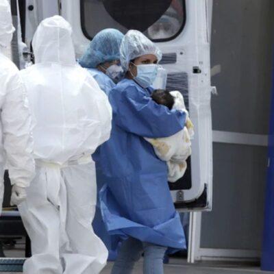 REPORTAN 145 MUERTOS EN UN DÍA: 857 muertes por coronavirus en México; 9 mil 501 casos confirmados