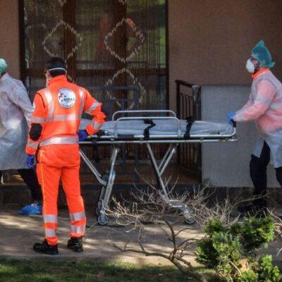 AVANZA EL VIRUS EN MÉXICO: Suman mil 69 fallecimientos y 11 mil 633 casos confirmados de COVID-19