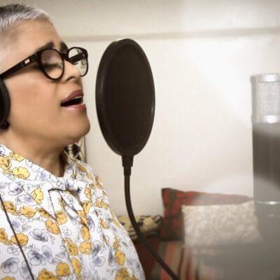 Comparte AMLO canción escrita por Beatriz Gutiérrez e interpretada por Eugenia León