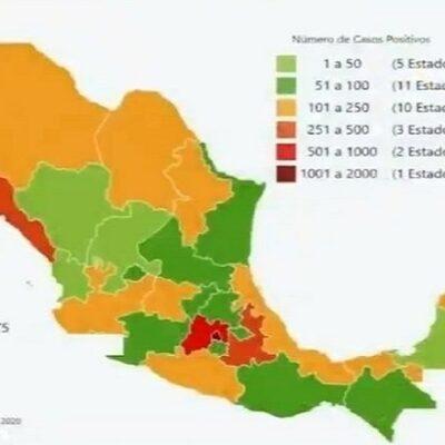 Cifra de muertes por COVID-19 llega a 546 en el país