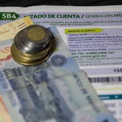 Propone diputado morenista que afores sean administradas por el Banco del Bienestar