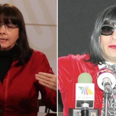 Burla de Omar Chaparro a directora del Conacyt enfurece a tuiteros